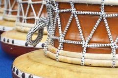 Tamburo tradizionale Immagini Stock