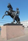 Tamer лошадей Стоковое Изображение
