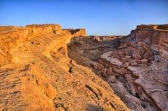 Tamerza canyon, Star Wars, Sahara desert, Tunisia, Africa Stock Images