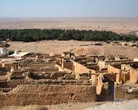 Tamerza - Tunisia, Africa Royalty Free Stock Photography