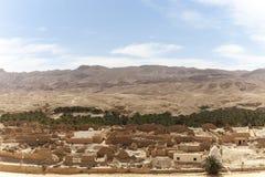 Tamerza, Tunisie Image stock