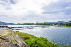 TamGiang Dam Royalty Free Stock Photography
