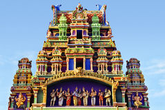 tamil ναός Στοκ Εικόνες