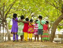 Tamil nadu childrens Stock Photos