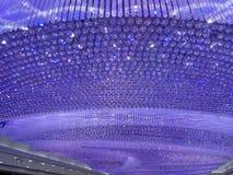 Tamil Nadu di viaggio delle luci del centro commerciale Fotografia Stock