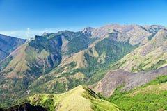 Tamil Nadu mountains Royalty Free Stock Photo