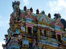 Tamil Surya Oudaya Sangam Temple Foto de archivo libre de regalías