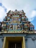 Tamil Surya Oudaya Sangam Temple Imagen de archivo libre de regalías
