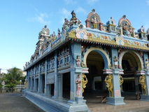 Tamil Surya Oudaya Sangam Temple Stock Photography