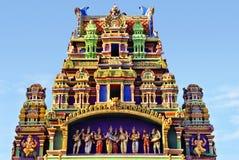 Tamil tempel 1a stock foto
