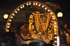 Tamilski nadu miejscowego festivel obrazy royalty free