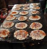 Tamilski nadu miejscowego jedzenie obrazy stock