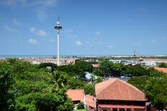 Taming Sari Tower, Malacca Stock Photography