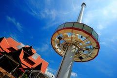 Taming Sari Tower Stock Photos