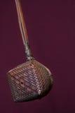 Tamis en bambou de thé photos libres de droits