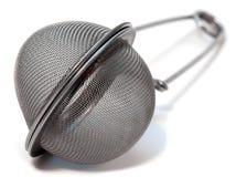 Tamiz del té Fotografía de archivo libre de regalías