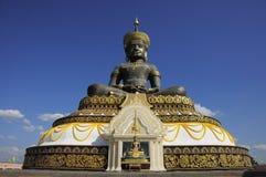 Tammaracha Buddha przy Phetchabun, Tajlandia Zdjęcia Royalty Free