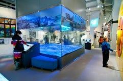 Tammerkoski museum Stock Images