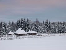 tammsaare музея эстонии Стоковая Фотография RF
