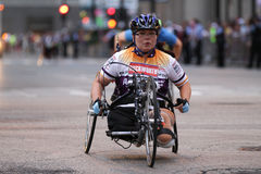 Tammy Duckworth Marathon athlete politician Stock Image