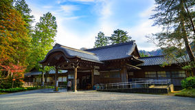 Tamozawa皇家别墅在日光,日本 库存图片