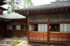Tamozawa Imperial Villa, Nikko, Japan Stock Photo