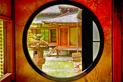 Tamozawa Imperial Villa, Nikko, Japan Stock Photography