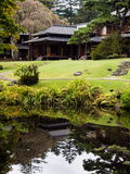 Tamozawa Imperial Villa in Nikko, Japan royalty free stock photography