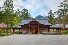 Tamozawa Keizervilla in Nikko, Japan stock afbeeldingen