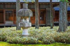 Tamozawa Keizervilla in Nikko, Tochigi-Prefectuur, Japan stock fotografie