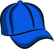 Tampão azul Imagem de Stock