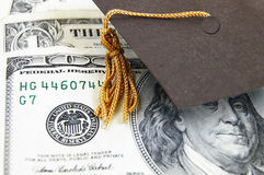 Tampão da graduação imagens de stock royalty free