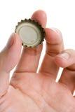 Tampão de frasco Imagens de Stock