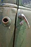 Tampão de gás faltante do caminhão Fotografia de Stock