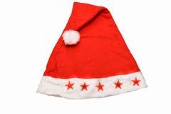 Tampão de Papai Noel Fotos de Stock Royalty Free