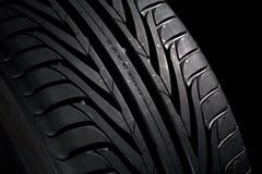 Tampão de um pneumático fotografia de stock royalty free