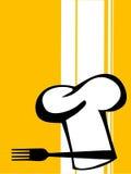 Tampão do cozinheiro Imagem de Stock