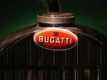 Tampão do tanque de um tipo velho 45 de Bugatti Fotografia de Stock Royalty Free