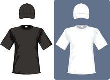Tampão e camisa Fotografia de Stock Royalty Free