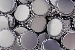 Tampões de frasco Fotografia de Stock
