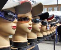 Tampões e máscaras Fotografia de Stock