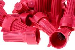 Tampões plásticos Imagens de Stock Royalty Free