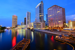 Tampa Royalty Free Stock Photography