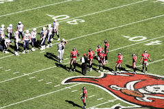 Tampa Bay Buccaneers Images libres de droits