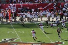 Tampa Bay contro New Orleans Immagini Stock