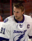 Tampa Bay Lightning Captain & 2015 NHL All-Star Steve Stamkos Royalty Free Stock Images