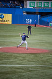 Tampa Bay Rays at Toronto Blue Jays Royalty Free Stock Images
