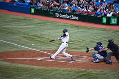 Tampa Bay Rays at Toronto Blue Jays Stock Image