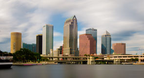 Tampa Bay Skyline Stock Images