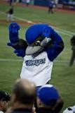 Tampa Bay strålar på Toronto Blue Jays Royaltyfri Bild